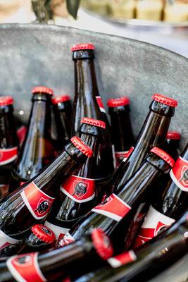 Bières belges mariage