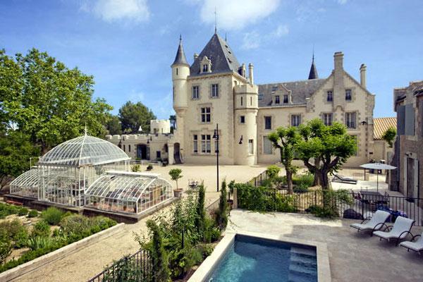 Mariage Béziers Château