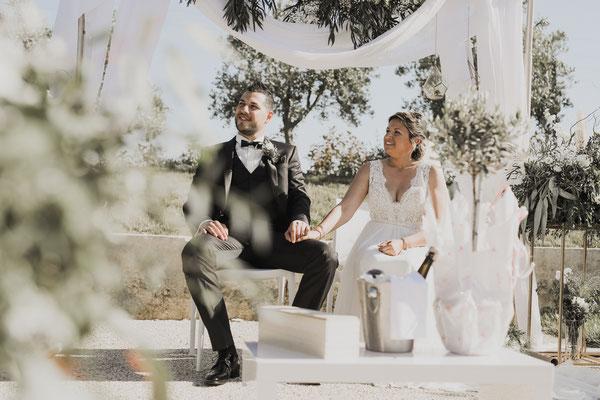Organisatrice et décoratrice de mariage de luxe dans le sud de la France
