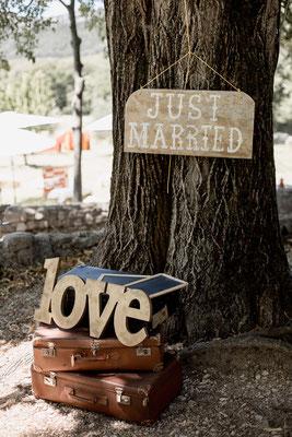 Déco rétro mariage