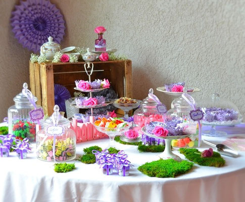 Table gourmande mariage