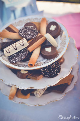 Gâteaux gourmandises
