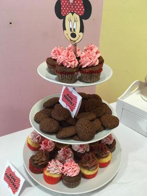 Cupcakes anniversaires enfants Montpellier Nîmes