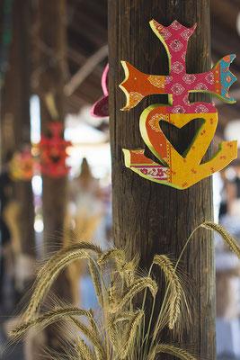 mariage camarguais