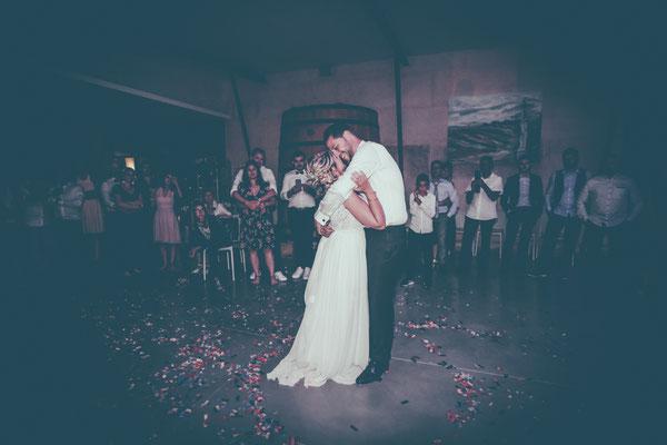 Ouverture de bal mariage reportage photos