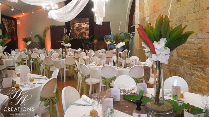 Salle reception mariage Gard