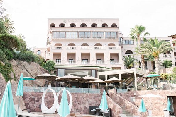 Hôtel Tiara Miramar Beach Theoule sur mer