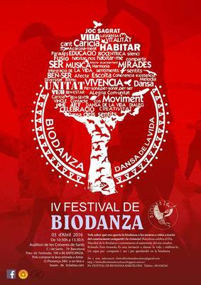 IV Festival de Biodanza