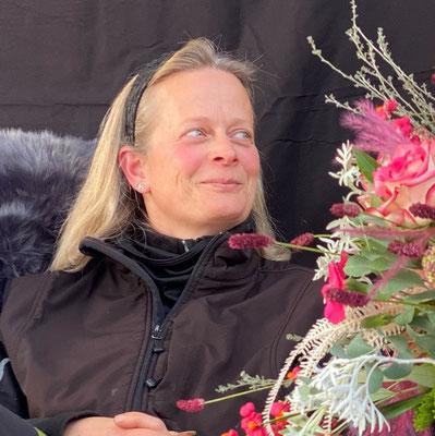Fotoshooting im Namen der Rose mit Anke Schlumbom aus Handorf