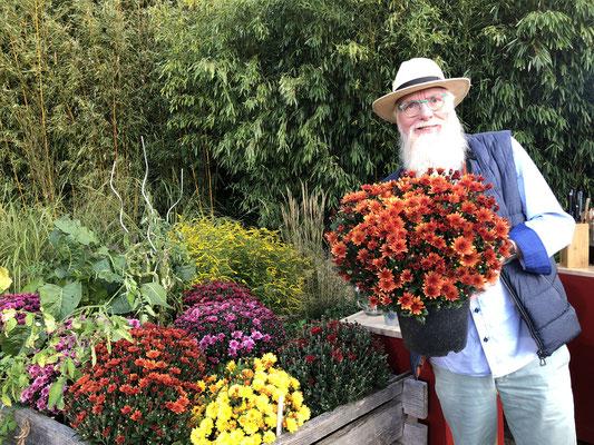 Gartenbotschafter John Langley
