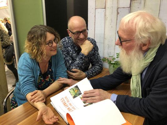Autoren Anja Klein & Andreas Lauermann bei der Vorstellung ihres Buches