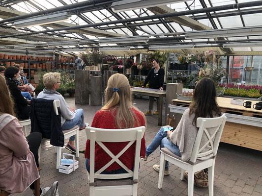 Location in Hamburg-Öjendorf: Blumencenter Peters von Heike & Jan Peters