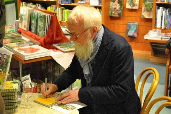 Foto: Petra Schweim - John im Buchhandel in Lüneburg
