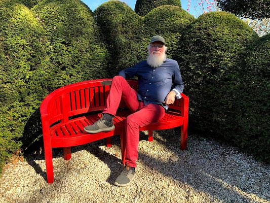 Gartenbotschafter John Langley® - Foto: Petra Schweim