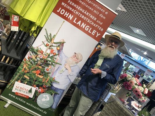 Weihnachtsbotschafter John Langley