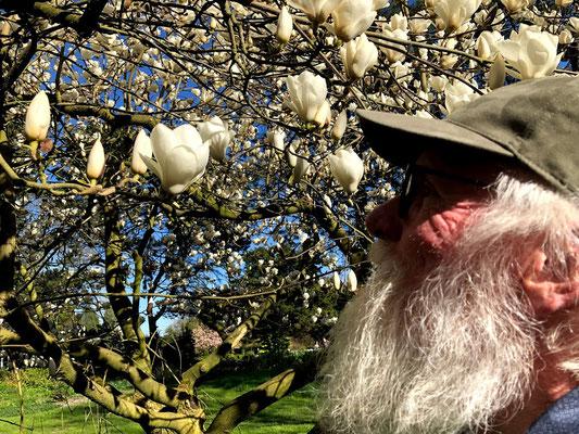 Gartenbotschafter John Langley® Baumpark Ellerhoop - Thiensen - Foto: Petra Schweim