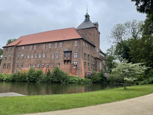 Foto: Petra Schweim - Das Schloss in Winsen Luhe