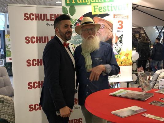 """Konzept """"Frühlings-Festival"""" Adel Kachroudi & Team"""