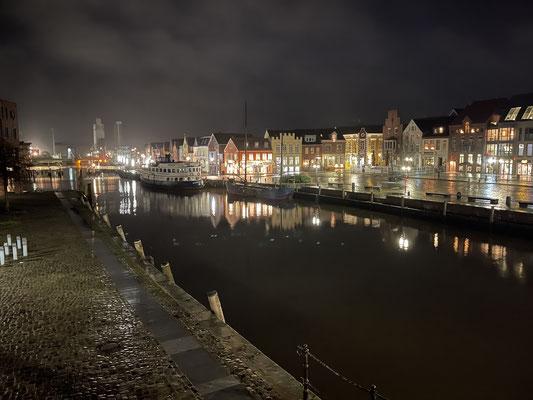 Petra auch wenn ein aktuelles Foto vom Husumer Binnenhafen im NDR Schleswig Holstein Magazin gezeigt wird.