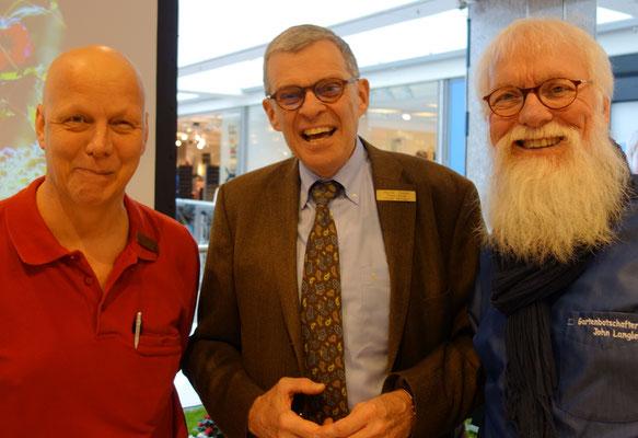 Foto: Petra Schwein - Einkaufszentrum in Norderstedt, Schleswig-Holstein - Center Manager Thomas Krause