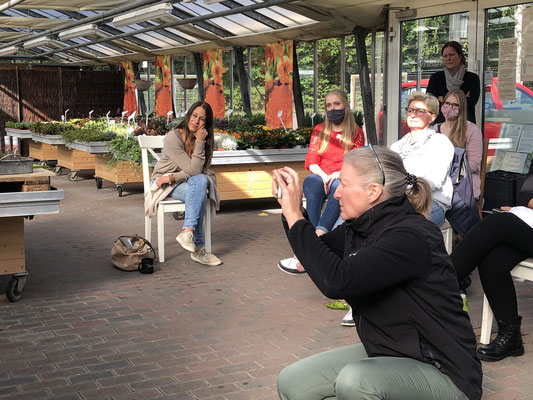 Visualisierung: Petra Schweim & das #decoteam101