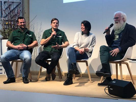 HOME² in Hamburg - Alle Jahreszeiten im Naturgarten - Kim Krasowka, Ruben Schulz & Matthias Brammen