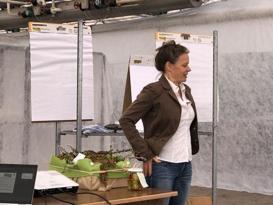 Gärtnerei F. Tischler, Francesca Tischler, Gelting
