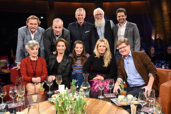 Foto: NDR Uwe Ernst - Talk-Show - 09.03.2017 -