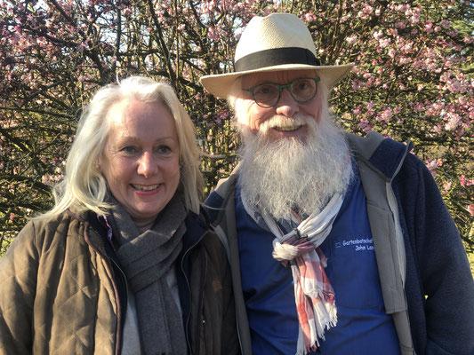 *2021 Matina Buttjes Revierleitung Pflanze & Mensch Loki Schmidt Garten Freilandbetreuung