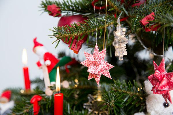 Fotos: Claudia Timmann - Dekoideen vom Weihnachtsbotschafter John Langley und Team