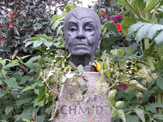 Im Loki Schmidt Garten entdeckt
