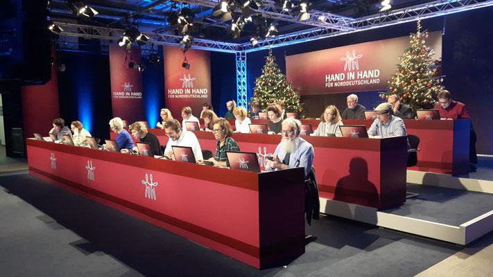 Foto: Petra Schweim - Hand in Hand für Norddeutschland - NDR -
