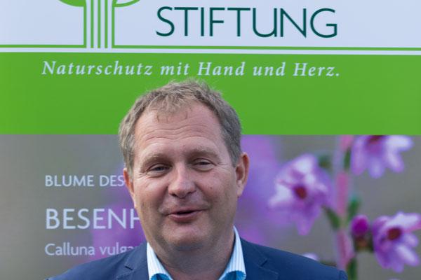 Foto: Hans Weber - Hamburger Umweltsenator Jens Kerstan