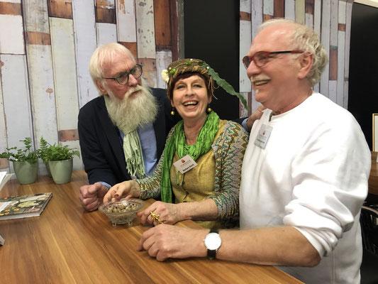 Autoren Wolfgang Neutzler & Barbara Rosa Storb - AYURVEDA DAILY - Einfach, schnell & reginonal