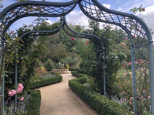 Nordeutsche Gartenschau in Ellerhoop - Rosen