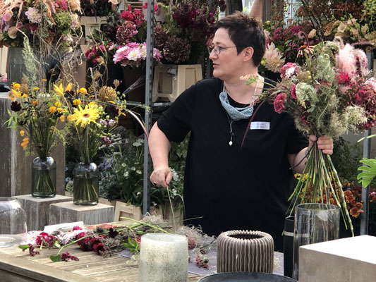 Kerstin Niebling - Freischaffende Floristmeisterin
