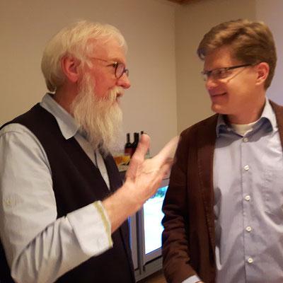 Foto: Petra Schweim - Johannes Schröder, Lehrer und Comedian