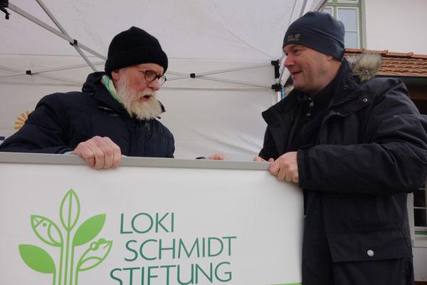 Blume des Jahres - Gut Karlshöhe - Axel Jahn, John Langley