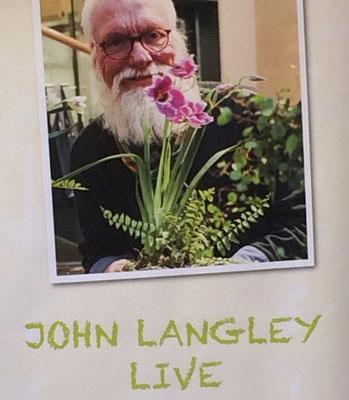 C.J. Schmidt in Husum - John Langley - Foto: Petra Schweim
