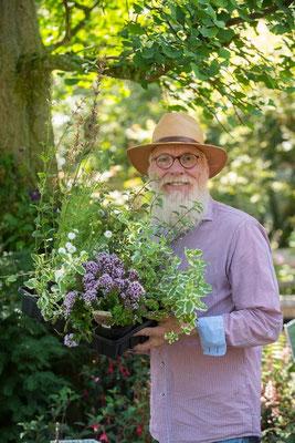 Gartenbotschafter John Langley® - Arboretum Baumpark Ellerhoop - Thiensen - Foto: Andreas Bireesborn