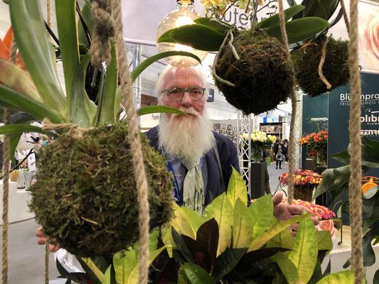 Die Internationale Pflanzenmesse (IPM ESSEN) ist die Weltleitmesse des Gartenbaus ist der Treffpunkt der Experten.