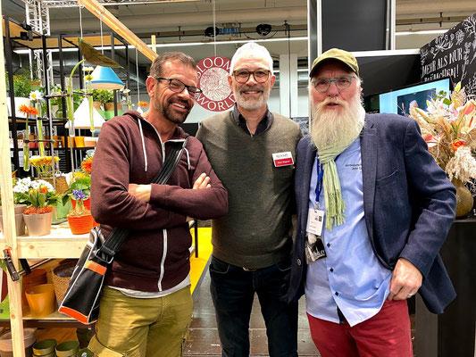 Foto: Petra Schweim - Bio- und TVgärtner Karl Ploberger & Klaus Wagener, BLOOM's GmbH