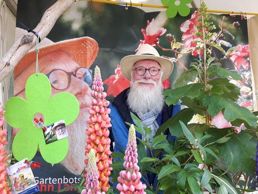 Gartenbotschafter auf dem Rittergut Oberg - Foto: P.S.
