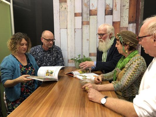 Anja Klein & Andreas Lauermann / Wolfgang Neutzler & Barbara Rosa Storb