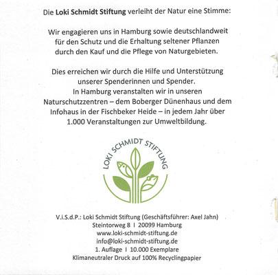 Frida und das merkwürdige Wasser - Projekt Biber der LSS