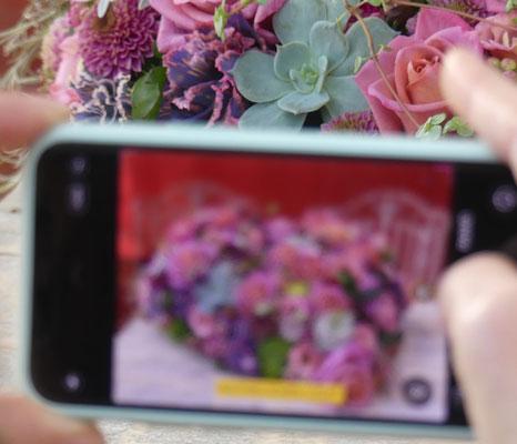 Fotoshooting im Namen der Rose mit Petra