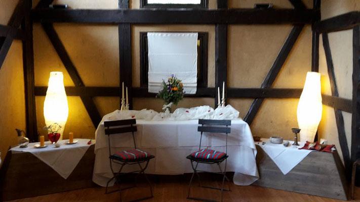 Petra Hinze Frauenwissen und Schamanismus: schamanische Hochzeit Ritual