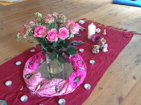 Petra Hinze Frauenwissen und Schamanismus: Ritual