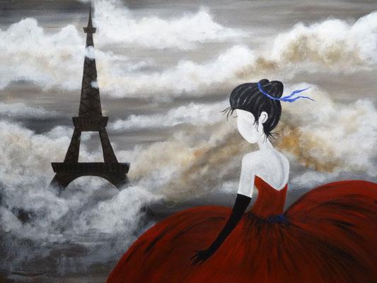 80 x 60 | Madame à Paris