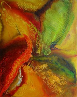 40 x 50 | flowing colors VI